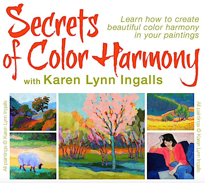 Secrets of Color Harmony - Art & Painting Workshops, Classes