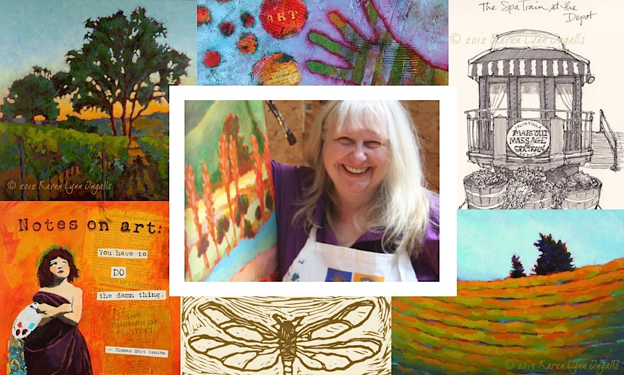 Art workshops and classes - Napa Valley